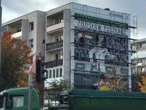 Powstaje mural Lechii przy Rakoczego