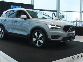 Prezentacja Volvo XC40