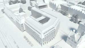 Filmowa wizualizacja projektu na nowy LOT pracowni Axis Mason
