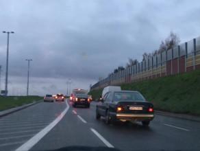 Taksówkarz przechytrzył kierowce z Gdyni