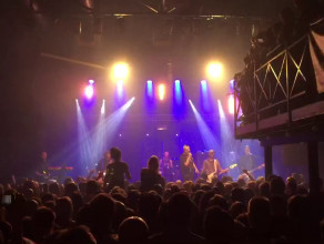 Strachy na Lachy - publiczność śpiewa na koncercie