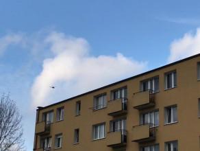 Śmigłowiec Mi-2 lata nad Gdynią