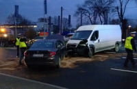 Skutki wypadku na Trakcie św. Wojciecha