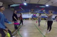 Warsztaty cyrkowe zamiast siłowni