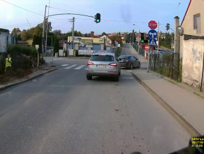 Ignoranci na gdańskich drogach