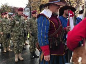 Przygotowania do Parady Niepodległości w Gdańsku