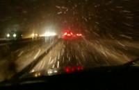 Zima na obwodnicy Trójmiasta
