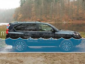 Nowa Toyota Land Cruiser