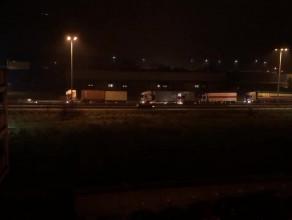 Ciężarówki jeżdżą pod prąd na obwodnicy
