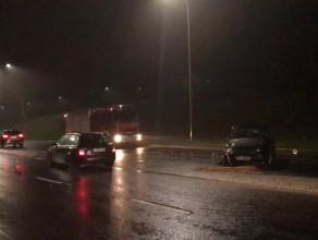 Wypadek na Trakcie obok Zrembu