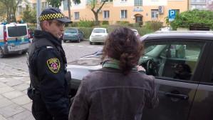 Dzień z patrolem straży miejskiej