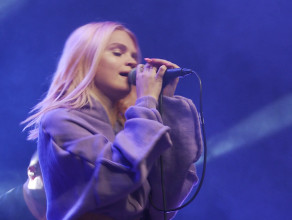 Margaret wystąpiła dla młodzieży