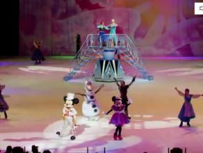 Disney On Ice: Zaczarowany Świat Disneya
