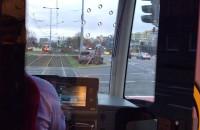 Skutki zderzenia samochodu z tramwajem