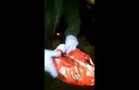 Pół kilograma amfetaminy w audi