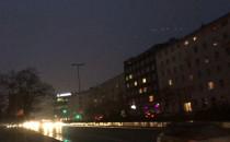 Dawno po zachodzie słońca, a  Władysława...