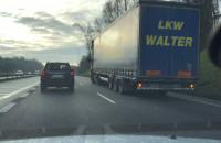 Zepsuta ciężarówka przyczyną korka na Obwodnicy