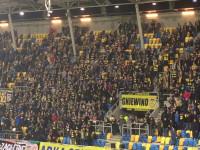 Kibice Arki Gdynia: Puchar jest nasz