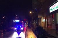 Straż pożarna przy Centrum Witawa