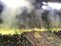 Jubileuszowe race na meczu Lechia Gdańsk - Śląsk Wrocław