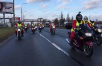 Mikołaje na motocyklach wyruszyli