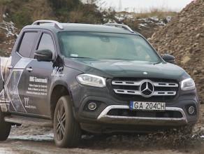 Mercedes-Benz Klasy X