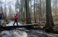 Wędrówka do jaru rzeki Reknicy