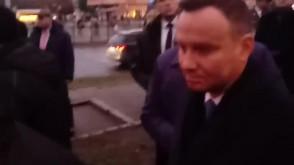 Prezydent Andrzej Duda w Gdańsku