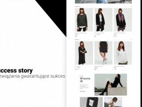 Website style - Realizacja sklepu internetowego KOKON