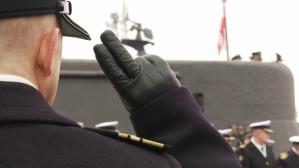 """Okręt podwodny ORP """"Kondor"""" został wycofany ze służby"""