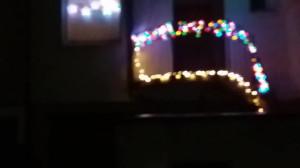Wigilijne iluminacje - magia kolorów i niecodzienne aranżacje