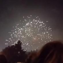Fajerwerki z okazji nowego roku