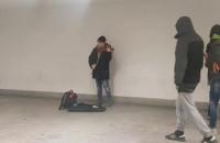 Muzyka Adele w tunelu w Gdańsku