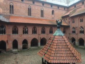Zwiedzamy zamek krzyżacki w Malborku
