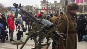 Militarno-ratowniczy piknik WOŚP 2018 w Sopocie