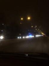 Wypadek na Wiśniewskiego w kierunku Obłuża