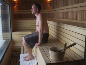 Testowaliśmy sopockie sauny na plaży