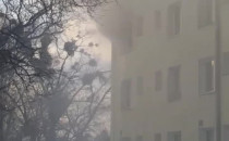 Nieduży pożar w mieszkaniu na Przymorzu...