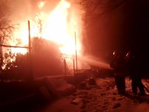 Pożar altanki przy ul. Damroki