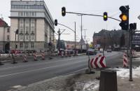 Nowa sygnalizacja świetlna przy gdańskim dworcu