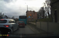 Tak jeżdżą kierowcy autobusów