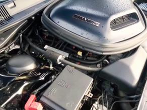 Dodge Challenger 5.7 Hemi Shaker 2016 montaż instalacji gazowej BRC lpg Ptak Gdańsk Słupsk