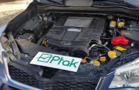 Subaru Forester 2.0 turbo VSI Prins DLM LPG Ptak Gdansk Słupsk