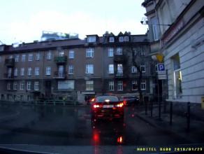 Wrzeszcz: kierowca wymusza pierwszeństwo