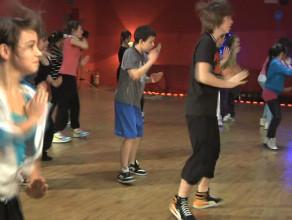 Dance Vision Tv - Trening przed Mistrzostwami Polski