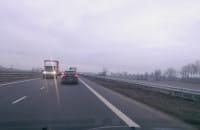 """Otwarty fragment 2 km ekspresowej """"siódemki"""" na Żuławach"""