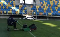 Stadion Arka przygotowania