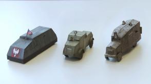 Modele polskich pojazdów wojskowych