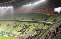 Radość po golu Lechii Gdańsk na 1:1 z Wisłą Kraków