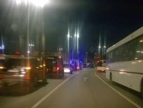 Po wypadku tramwaju nie dziala sygnalizacja
